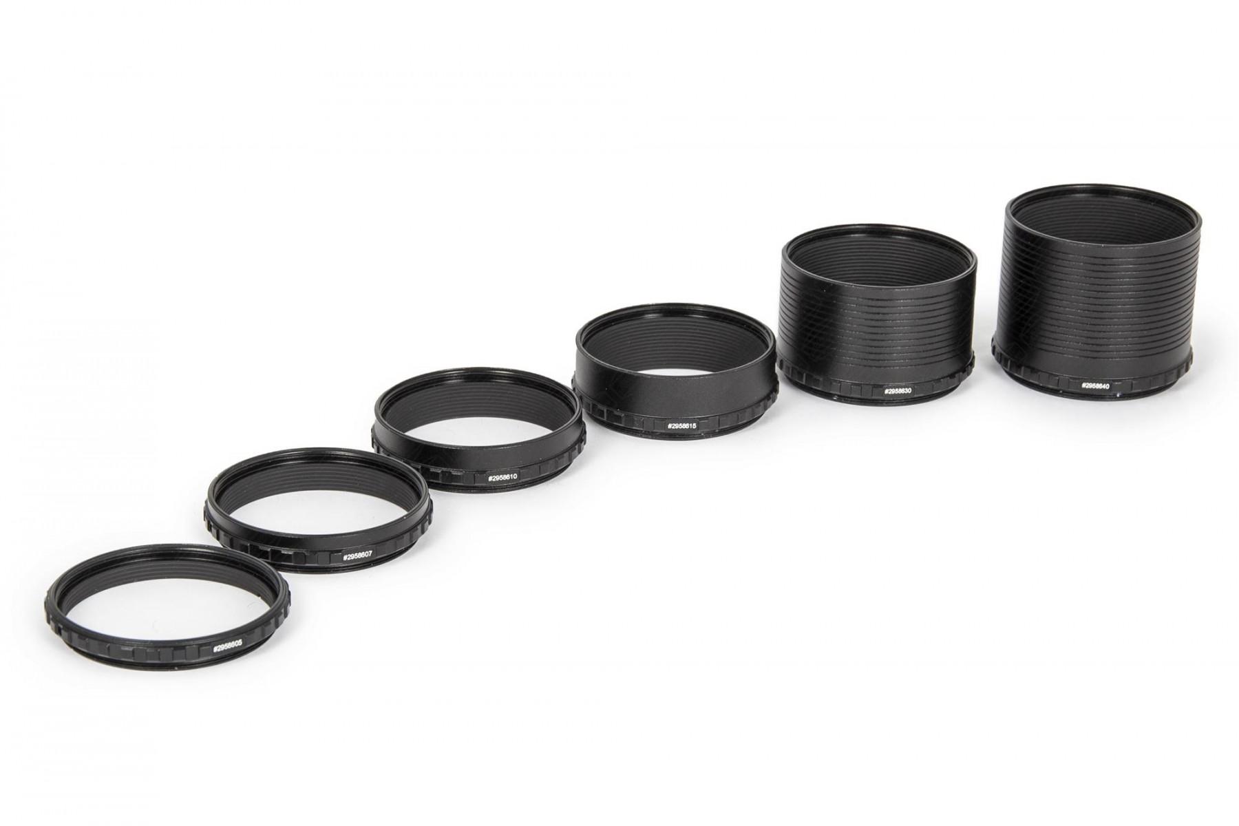 M48 Adjustment rings (5 mm, 7,5 mm, 10 mm, 15 mm, 30mm, 40 mm)