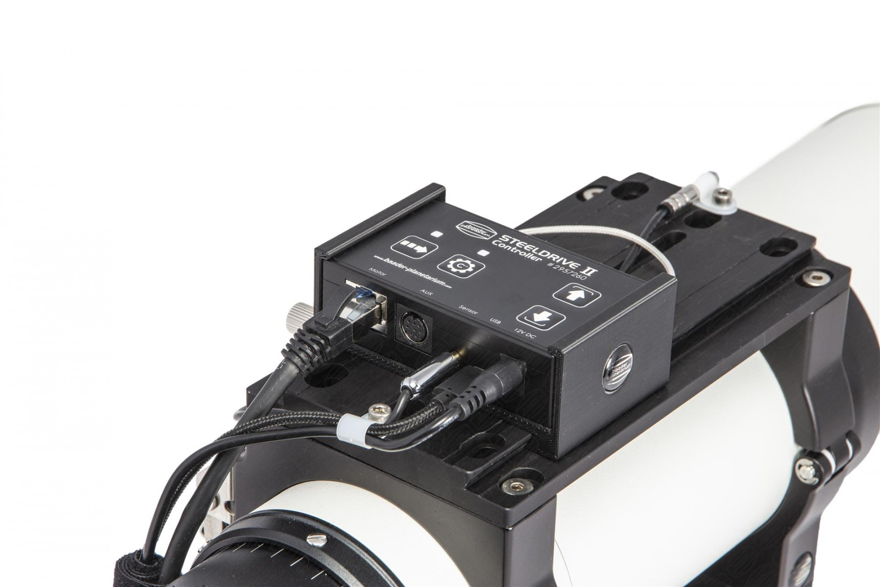 Application: Steeldrive II Controller with Controller Holder
