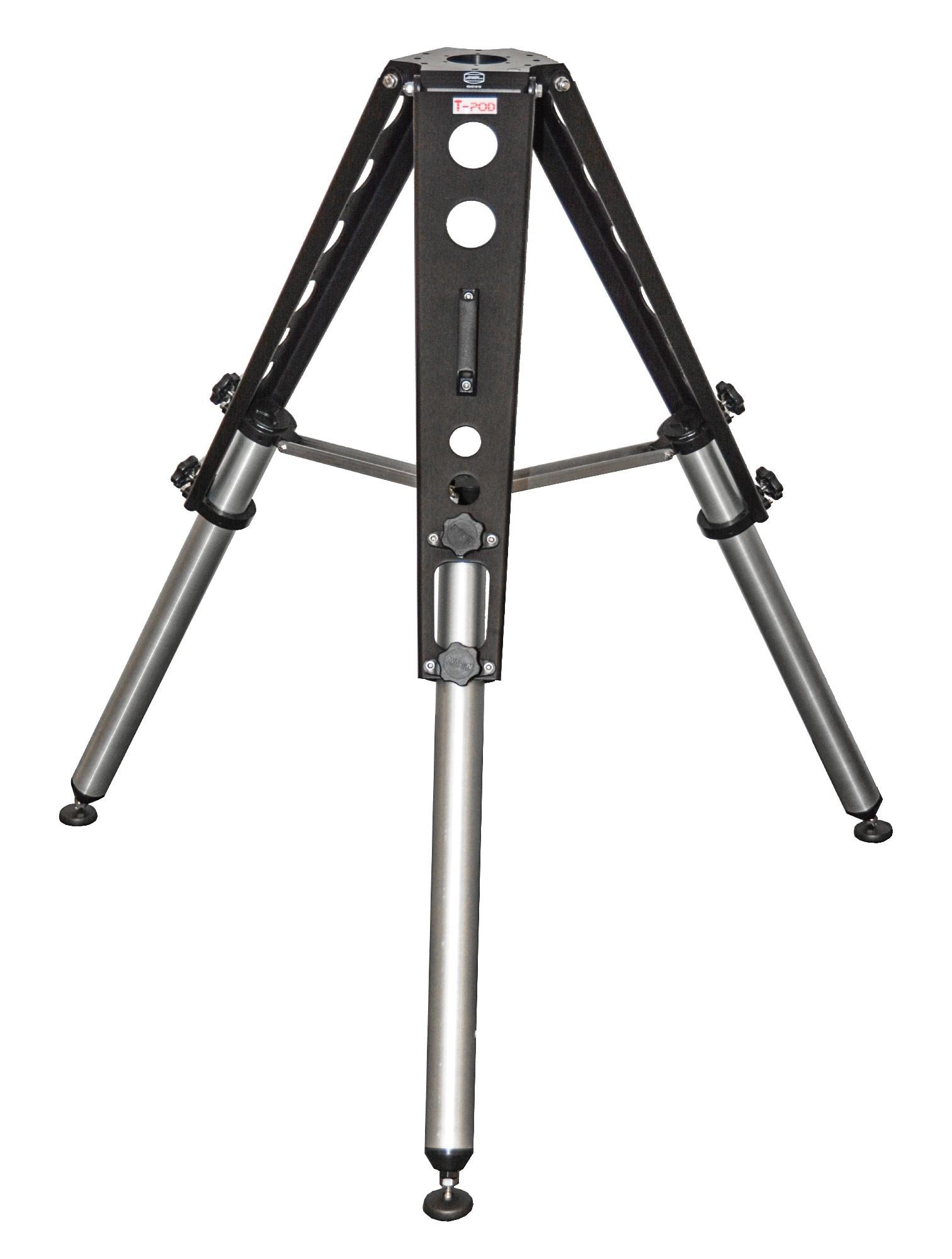 Baader T-Pod Aluminium Stativ 75-110cm