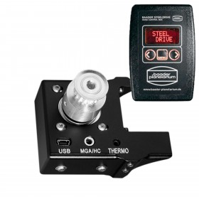 Steeldrive motor drive for classic Steeltrack focusers, incl.hand control