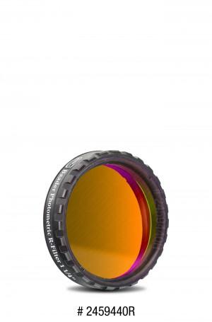 """UBVRI R-Filter Photometrisch nach Bessel 1¼""""  (4mm Glas)"""
