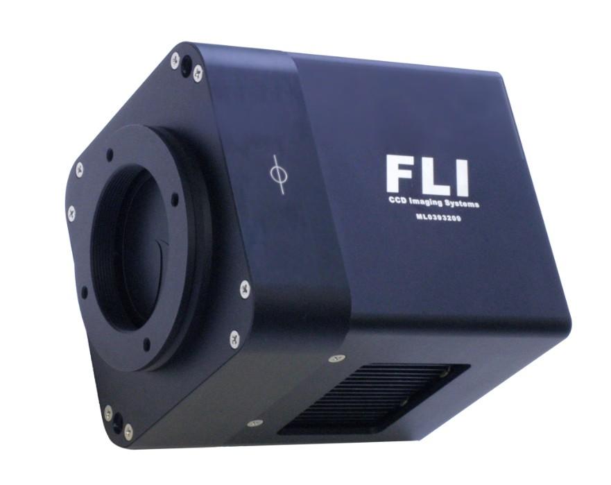 FLI Microline CCD Kamera KAF-1603 Grade 2 (25mm High Speed Verschluss, für Spektroskopie)