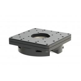 PAN-Adjuster zur Justage der optischen Achse von parallel montierten Teleskopen