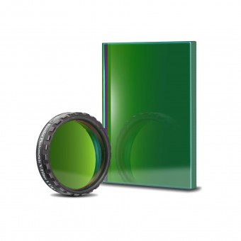 UBVRI V-Filter Photometrisch nach Johnson/Bessel (4mm Glas)