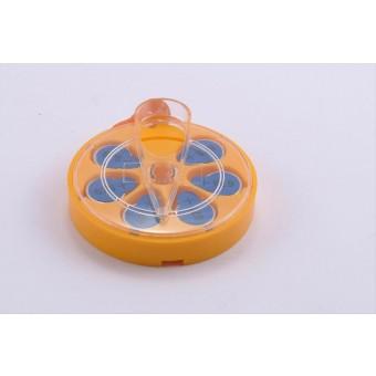 Batterien: Knopfzellen 1.4 V