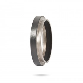Baader M68/S68 steel change ring to fit Zeiss adapter system (dovetail-ring only)