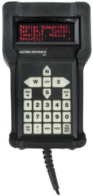 Astro-Physics GTO Keypad with Keypad Protector for all GTO-Mounts (optional)