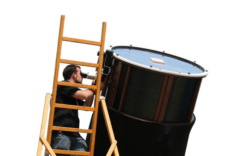 Baader AstroSolar Safety Folie OD 5.0 - 117 x 117 cm
