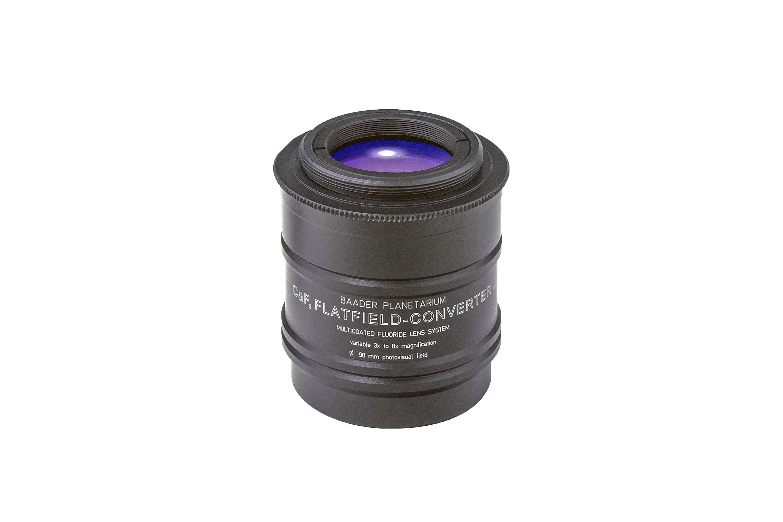 Fluorite Flatfield Converter (FFC) / 4x-8x – Weltbeste Barlowlinse