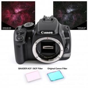 Canon Camera Astro Upgrade