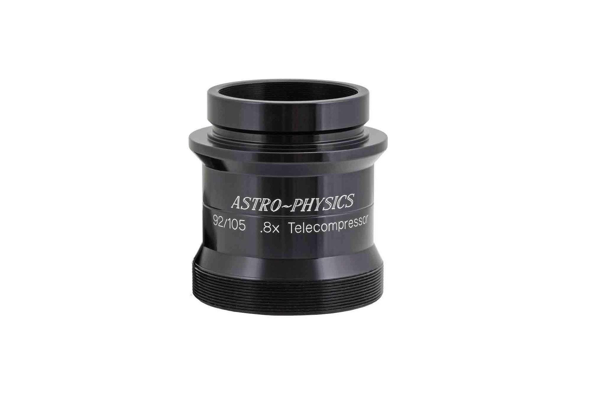 Astro-Physics 0.8x CCD Telecompressor for 92mm f/6.65 Stowaway