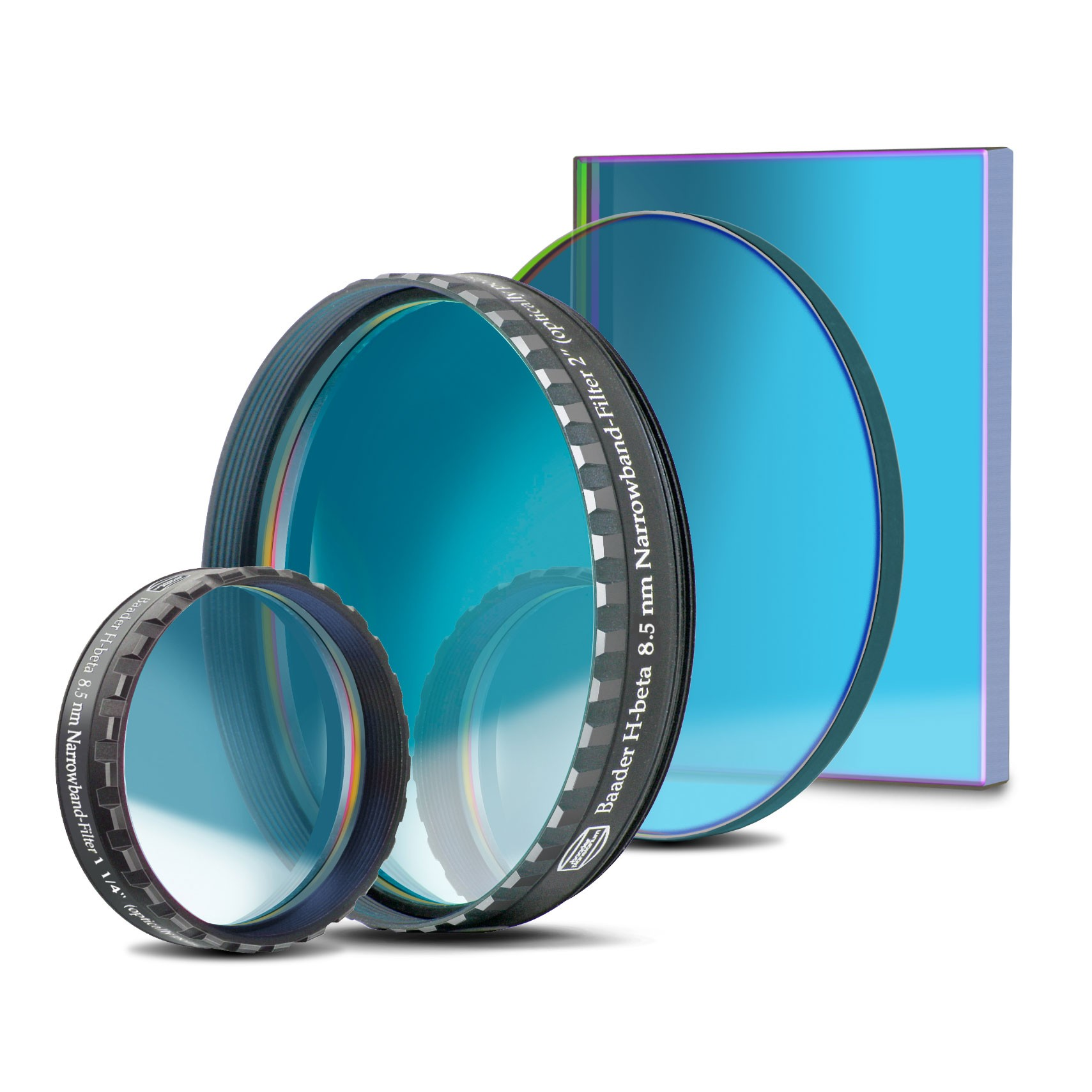 H-beta CCD-Schmalband-Filter (8,5nm)
