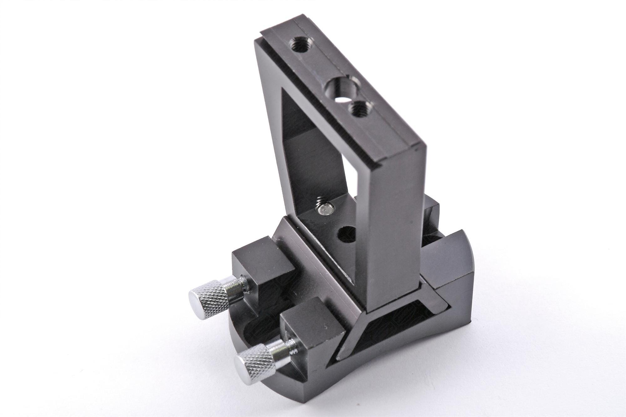 Baader Metal V-bracket for SkySurfer incl. Standard Finder Base
