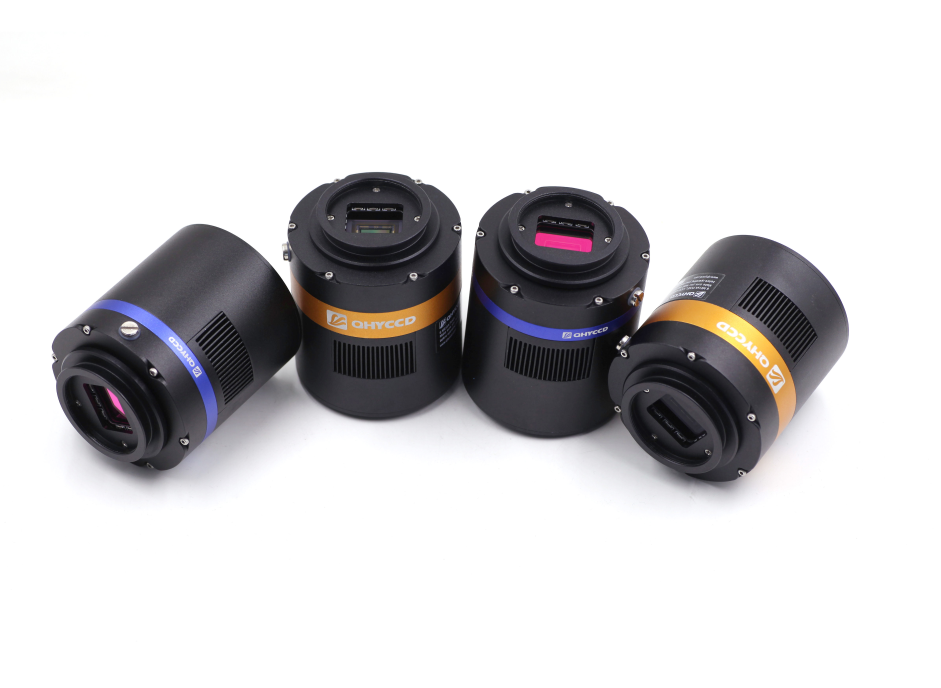 QHY Sony MonochromeCooled CCD Cameras