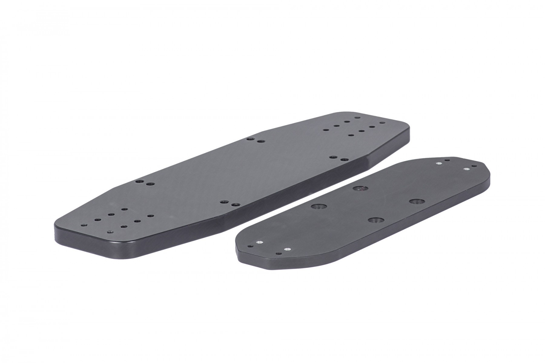 Kombination: Links #1500340 - 400 mm Halteplatte für Leitrohrschellen (Größe III), Rechts Produktabbildung