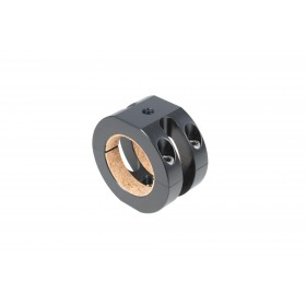 """DADOS: Rings with 3/8"""" a. 1/4"""" photo thread for tube diameter 38mm"""