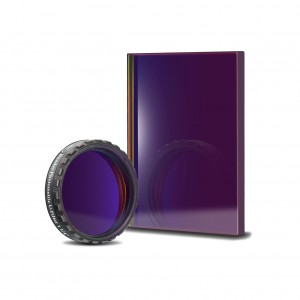 Baader UBVRI Photometric Johnson/Bessel U-Filter (4mm Glass)