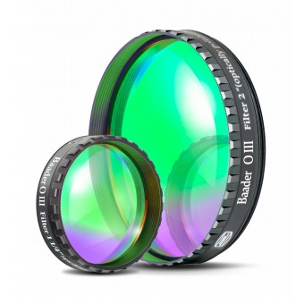Baader O-III Filter (10nm) visual