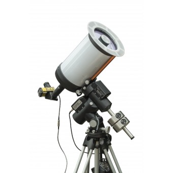 Triband-SCT - Multi-Purpose-Teleskop auf Schmidt-Cassegrain Basis, für Sonne und Deep Sky