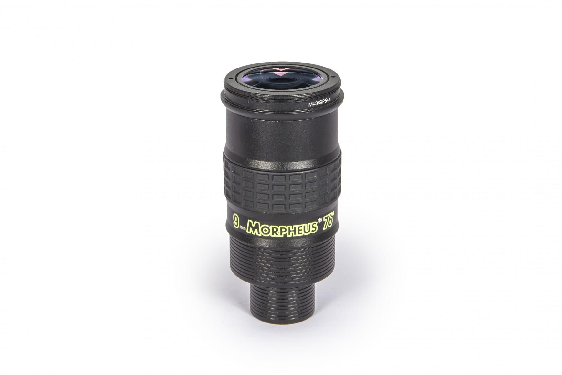 Anwendungsbild: Morpheus 9mm mit M43/SP54 Adapter
