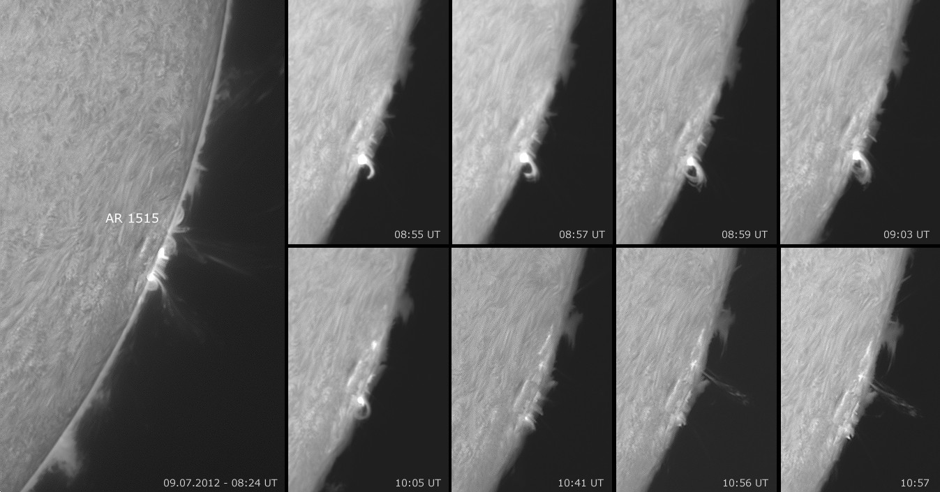 Application image: © W. Paech – for more images please visit our image gallery on www.astrosolar.com