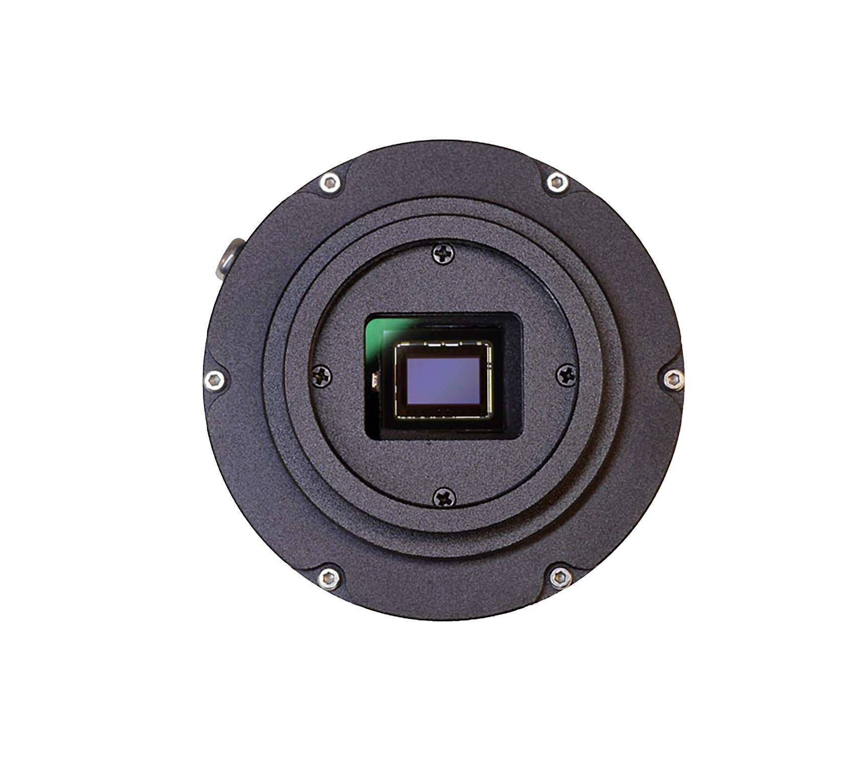 QHY550 P/M CMOS Kamera mit integriertem Polarisationsfilter