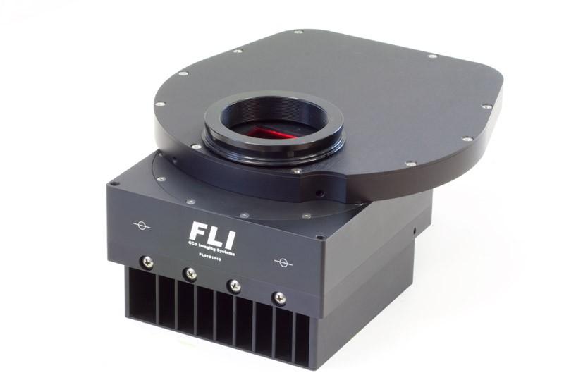 Anwendungsbild: 5-fach-Farbfilterrad für quadratische 50mm Filter mit ProLine 16803