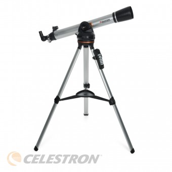 B-Ware #1082 | Celestron LCM 80 GOTO Teleskop AZ 80/900 Refraktor Linsenteleskop mit SkyAlign