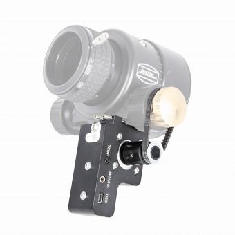 Diamond Steeldrive motor drive for Diamond Steeltrack focusers