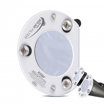 ASBF: AstroSolar Binocular Filter OD 5.0 (50mm - 100mm)