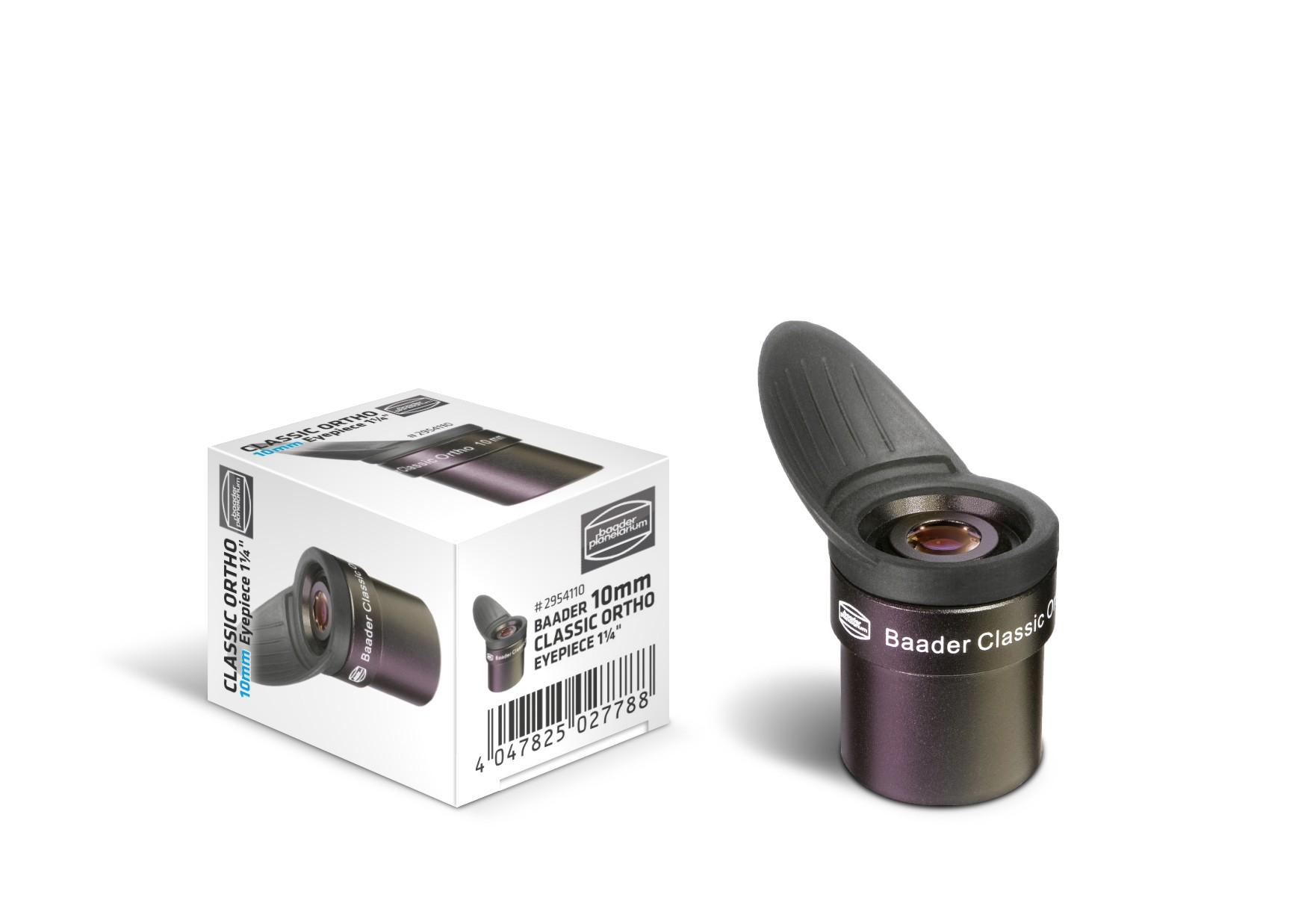 "Classic Ortho 10mm, 1¼"" Okular (HT-MC)"