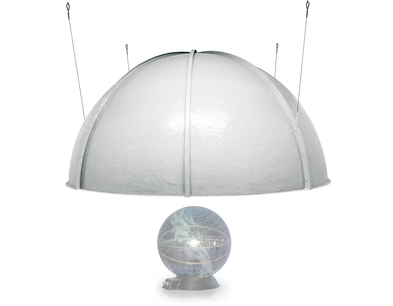 Baader Planetarium nicht im Lieferumfang