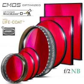 Baader H-alpha f/2 Highspeed-Filters (6.5nm) – CMOS-optimized