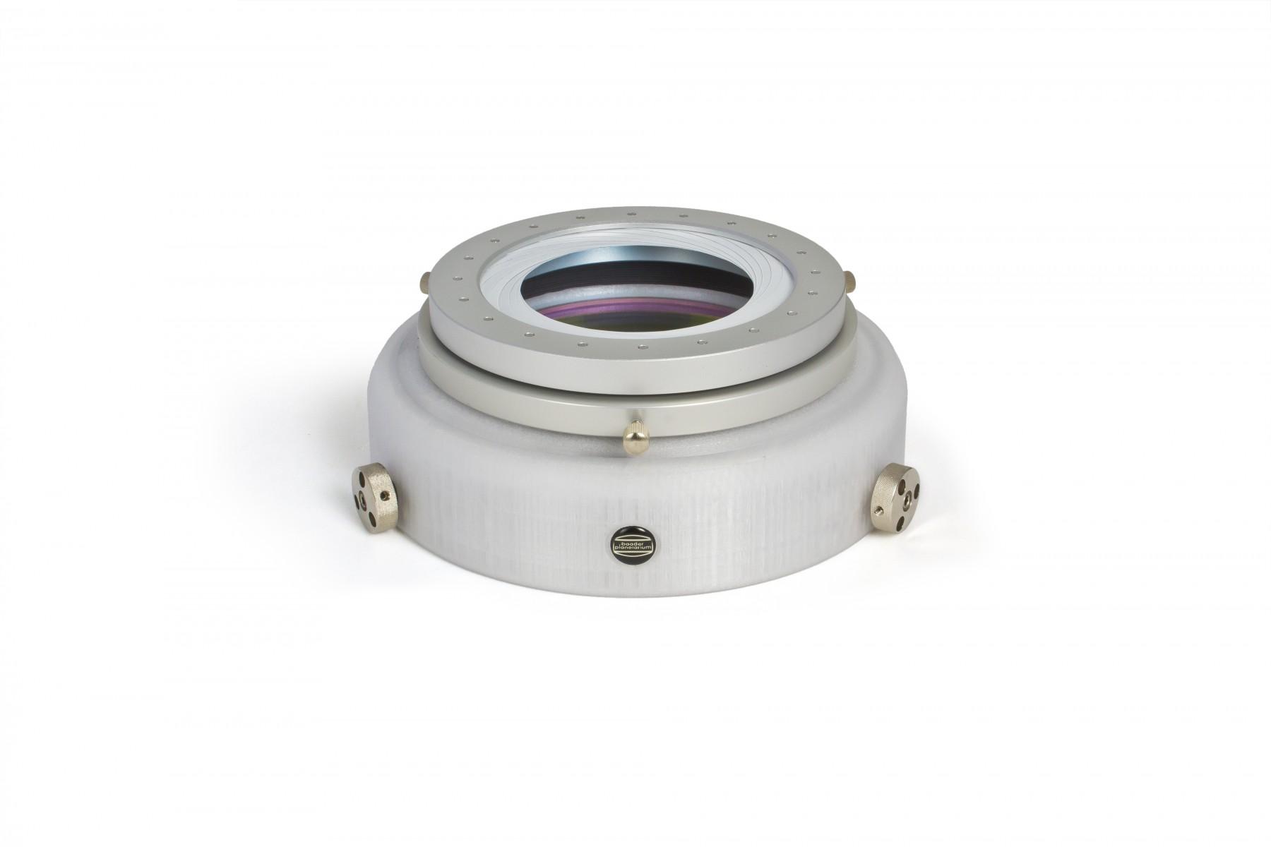 Anwendungsbild mit stufenlos einstellbarer Irisblende 13 - 113mm (# 2459300)