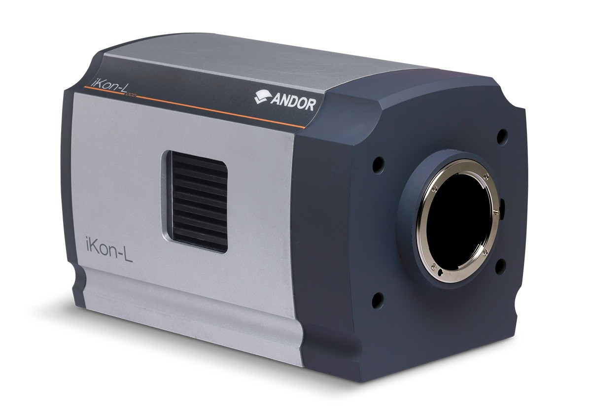 iKon CCD range: High performance cameras for scientific imaging