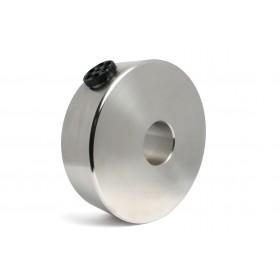 20kg Gegengewicht für 10Micron GM4000 aus V2A-Stahl