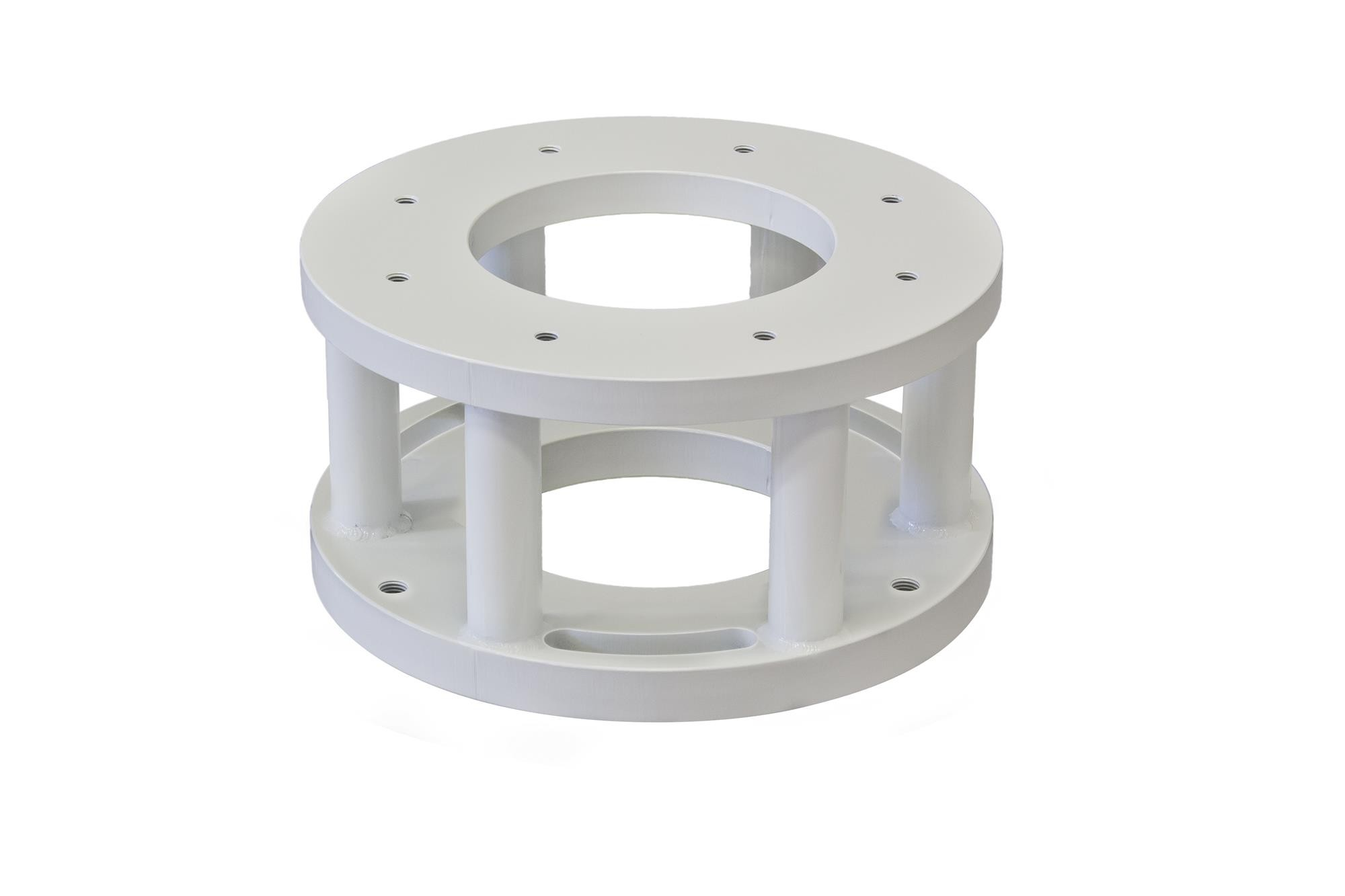 Baader Heavy Pillar (BHP) Levelling Flange for GM 4000 and PlaneWave L-350, Height 10cm