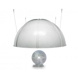Projektionskuppel mit Aufhängevorrichtung (2,5 bis 3,5 Meter - auf Anfrage)