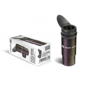 """Classic Plössl 32mm, 1¼"""" Eyepiece (HT-mc) - w.aux spacer tube and winged rubber eyecup"""