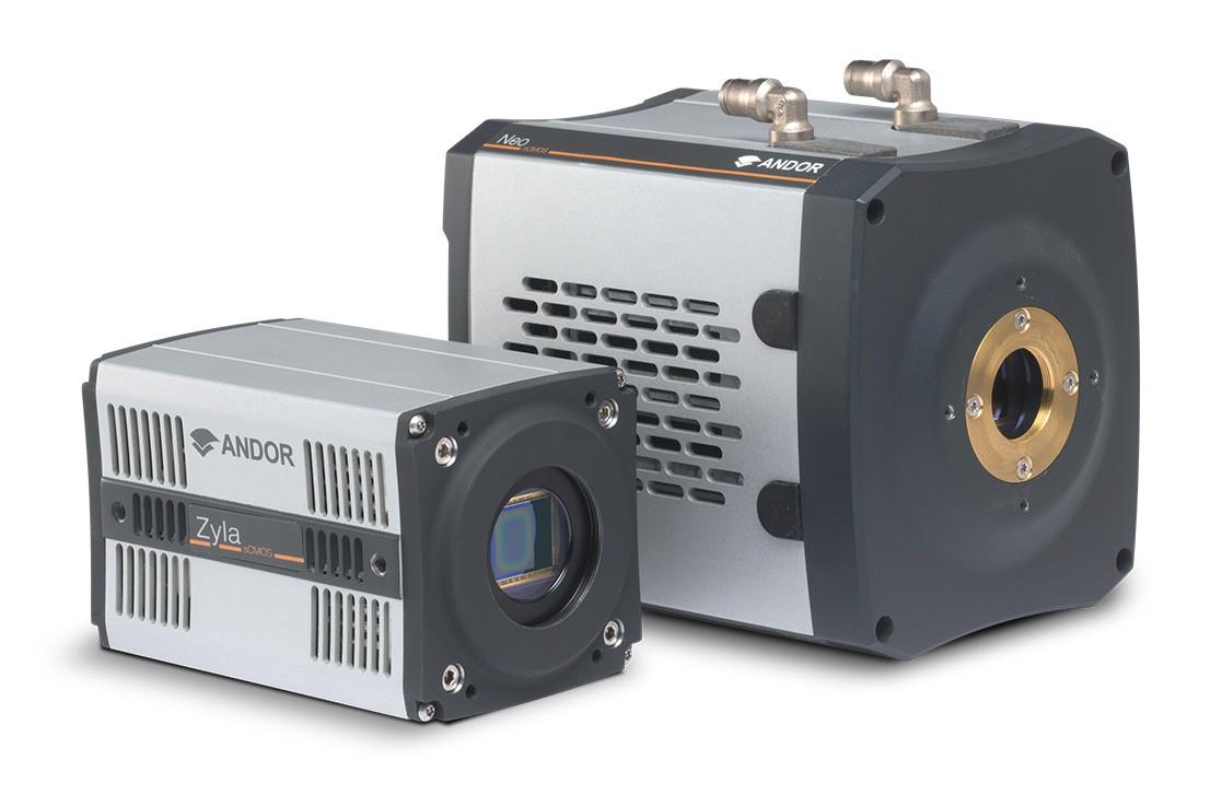 Neo & Zyla sCMOS camera
