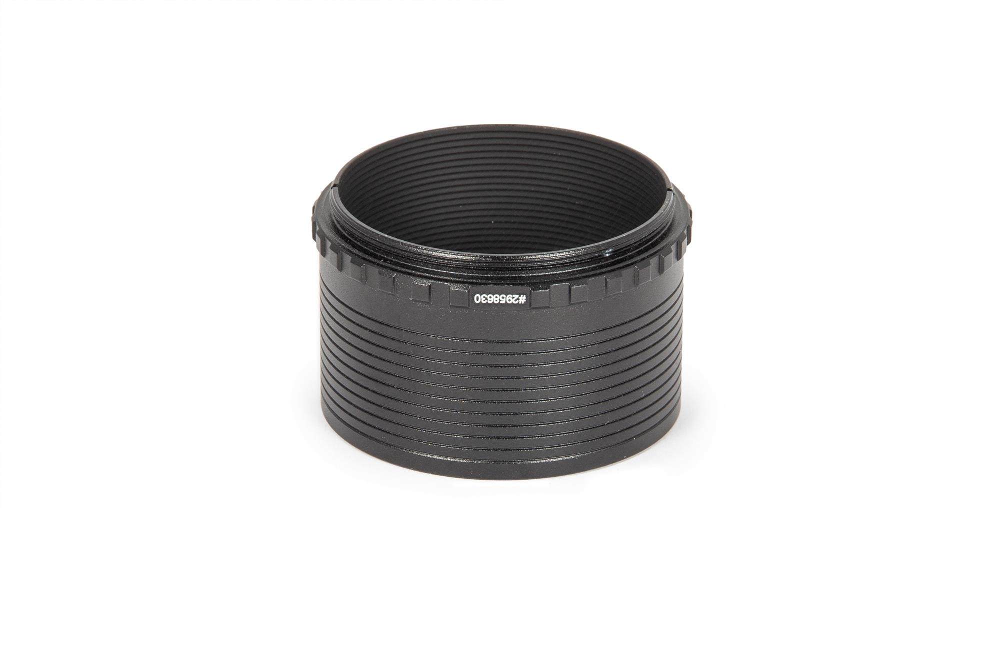 """Baader M48 extension tube 30 mm / 2"""" nosepiece with Safety Kerfs"""