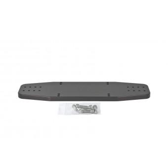 Basisplatte 400mm für Leitrohrschellen Größe III / Sidewings
