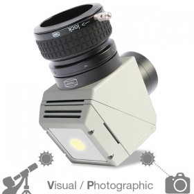 "Baader 2"" Cool-Ceramic Safety Herschel Prism (Visual / Photographic)"