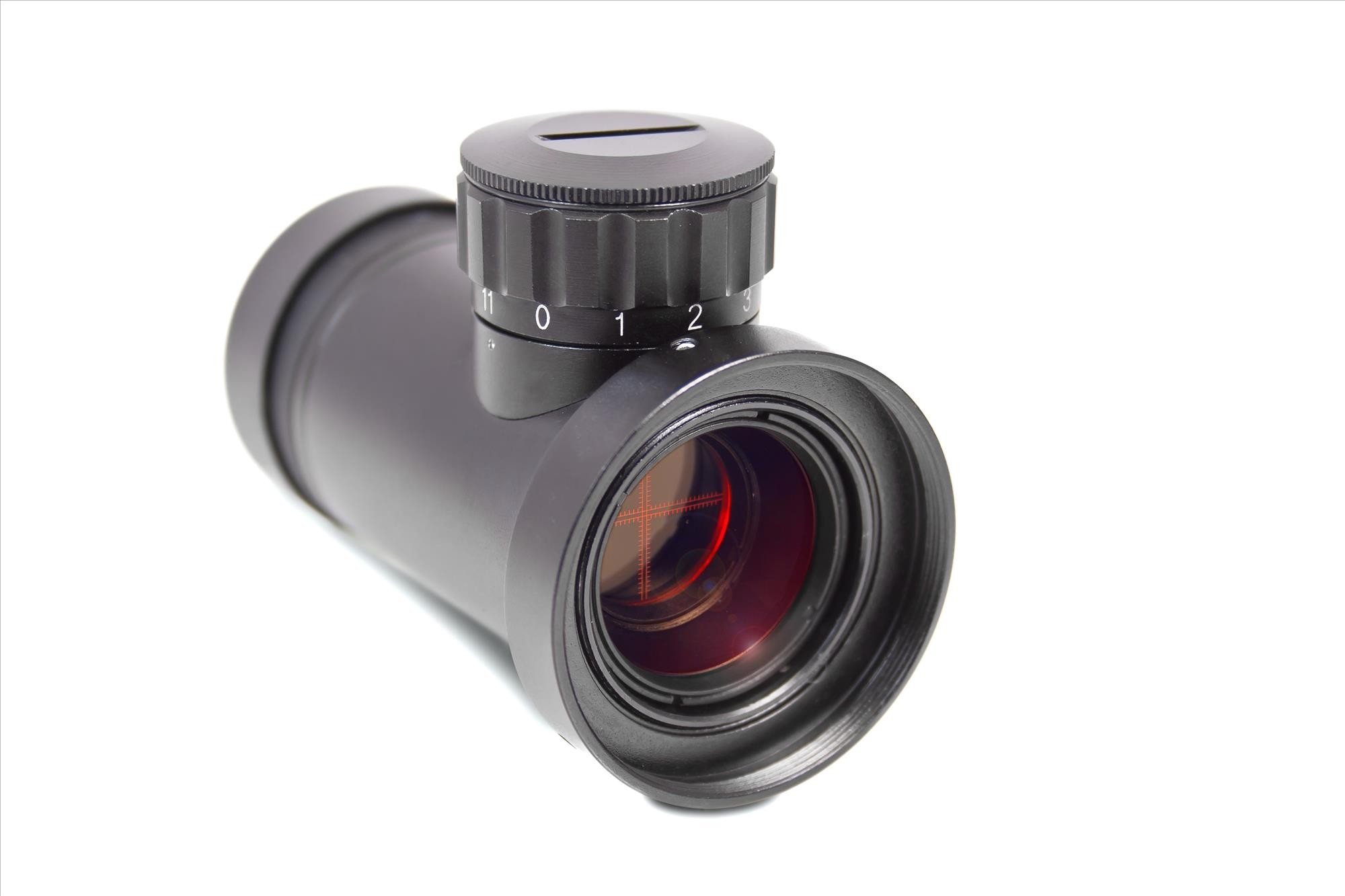 Polaris I – Measuring- and Guiding-Eyepiece, 25mm, T-2, illuminated