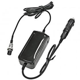 DC converter 12V / 24V, 5Ah with car plug