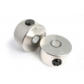 "12,5kg CDP-counterweight  Ø 40mm stainless steel (V2A), incl. 1/4"" photo thread"