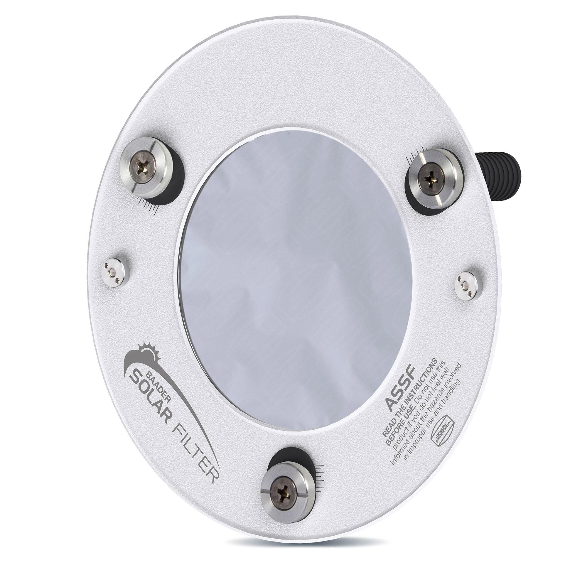 ASSF: AstroSolar Spektiv Filter OD 5.0 (50mm - 150mm)