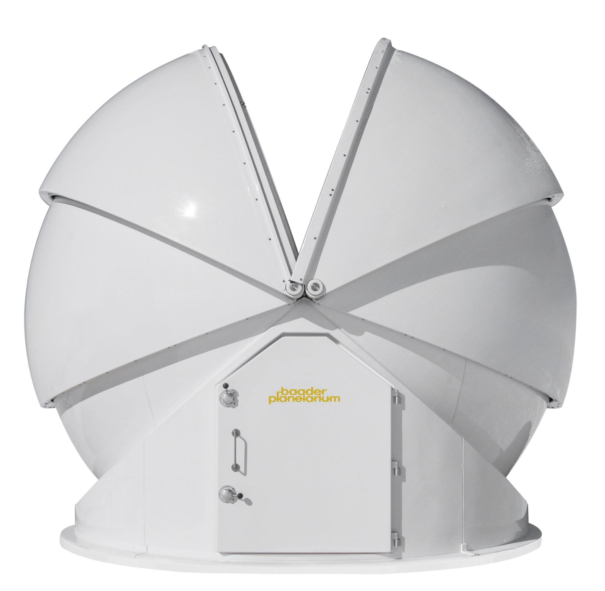 AllSky Domes (2,3 - 6,5 Meter)