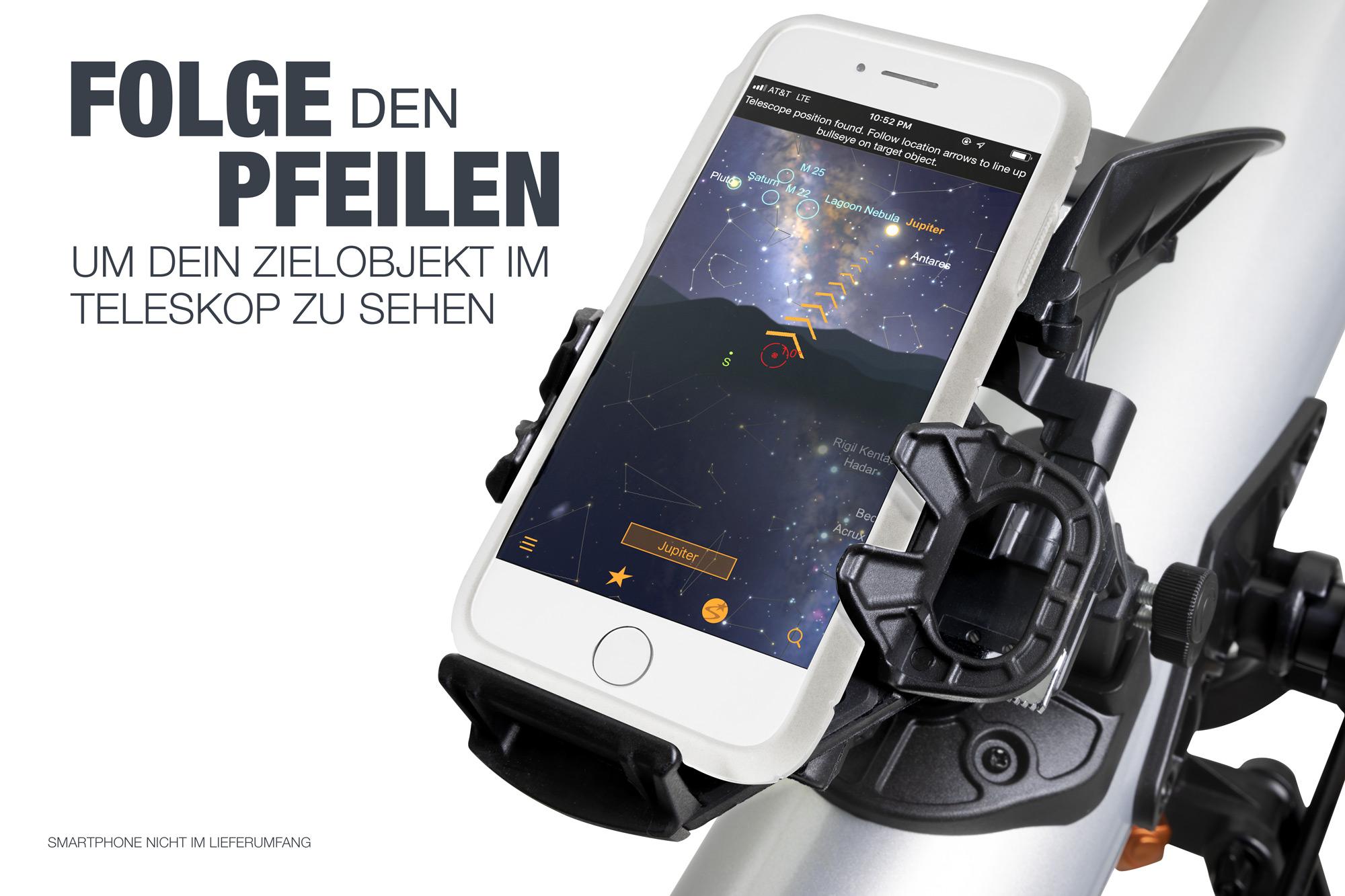 "StarSense Explorer DX 5"" SCT"