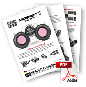 MaxBright II Instructin Manual